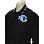 BBS301-Smitty Performance Mesh Umpire Long Sleeve Shirt - Available in Black